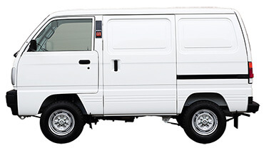 suzuki can tho carry blind van